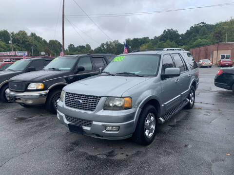 2006 Ford Expedition for sale at Wheel'n & Deal'n in Lenoir NC
