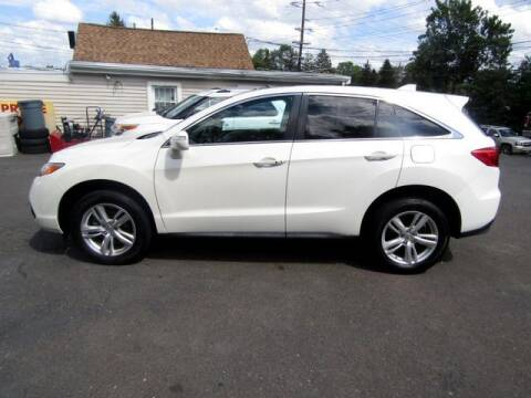 2015 Acura RDX for sale at American Auto Group Now in Maple Shade NJ