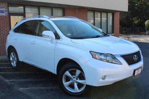 2010 Lexus RX 350 for sale at JZ Auto Sales in Summit IL