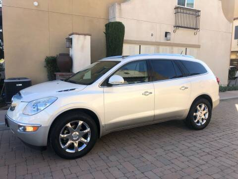 2008 Buick Enclave for sale at California Motor Cars in Covina CA