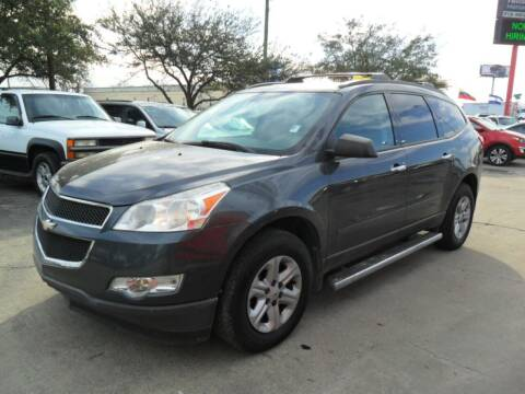 2012 Chevrolet Traverse for sale at Talisman Motor City in Houston TX