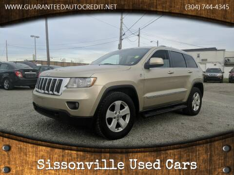 2011 Jeep Grand Cherokee for sale at Sissonville Used Car Inc. in South Charleston WV