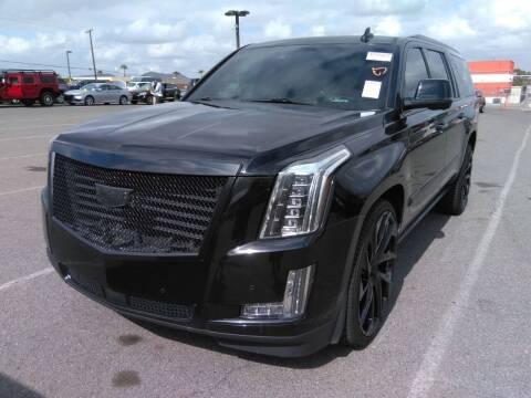 2016 Cadillac Escalade ESV for sale at Boktor Motors in Las Vegas NV
