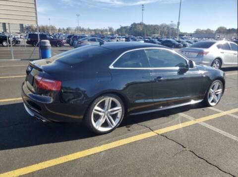 2009 Audi S5 for sale at Weaver Motorsports Inc in Cary NC
