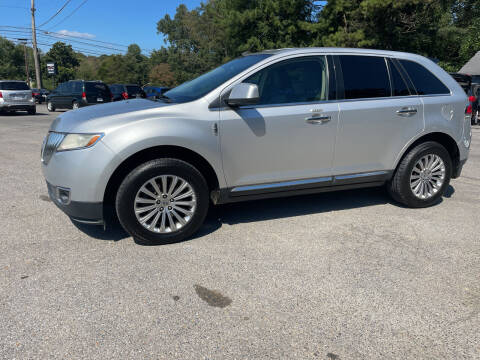 2011 Lincoln MKX for sale at Adairsville Auto Mart in Plainville GA