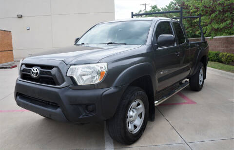 2014 Toyota Tacoma for sale at International Auto Sales in Garland TX