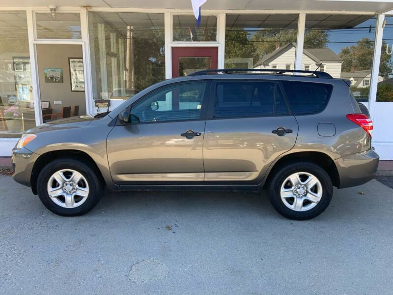 2012 Toyota RAV4 for sale at O'Connell Motors in Framingham MA
