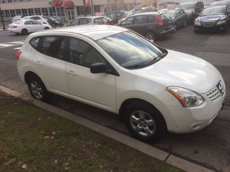 2008 Nissan Rogue for sale at UNION AUTO SALES in Vauxhall NJ