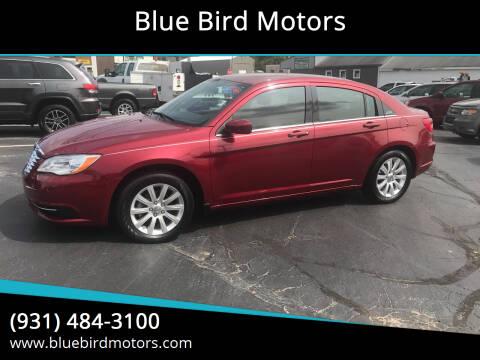 2013 Chrysler 200 for sale at Blue Bird Motors in Crossville TN