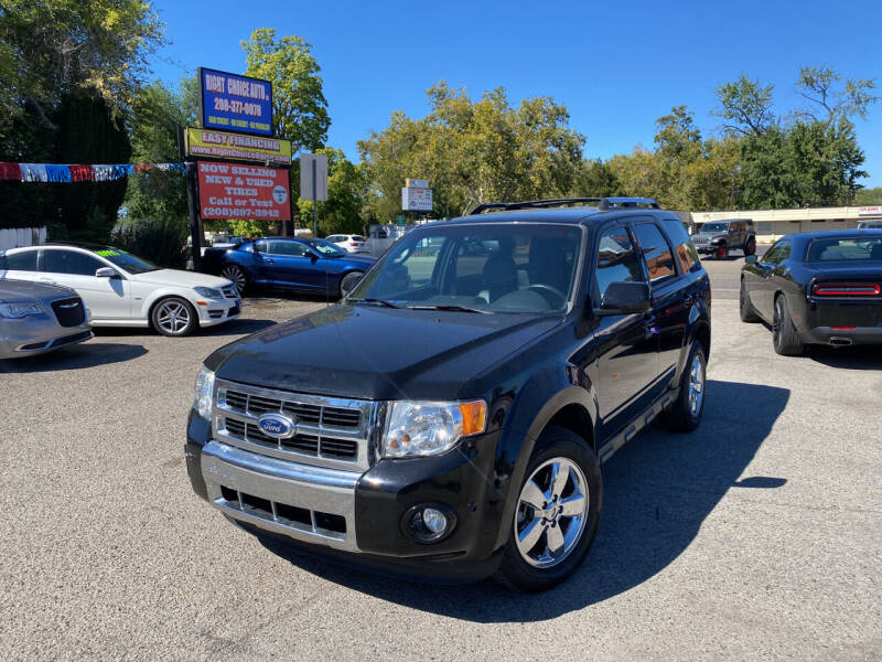 2012 Ford Escape for sale at Right Choice Auto in Boise ID