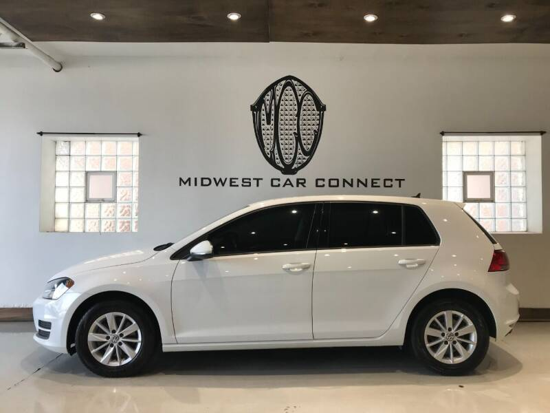 2015 Volkswagen Golf for sale at Midwest Car Connect in Villa Park IL