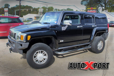 2007 HUMMER H3 for sale at Autoxport in Newport News VA
