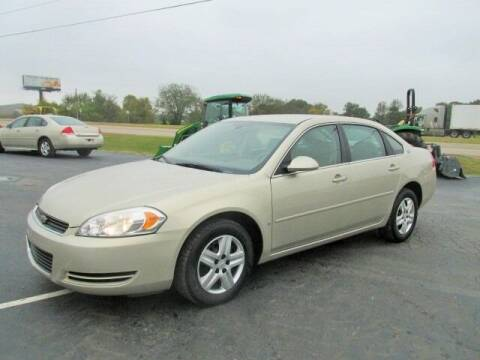 2008 Chevrolet Impala for sale at 412 Motors in Friendship TN
