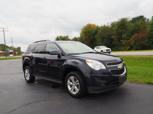 2015 Chevrolet Equinox for sale at Patriot Motors in Cortland OH