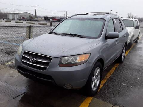 2007 Hyundai Santa Fe for sale at Cj king of car loans/JJ's Best Auto Sales in Troy MI