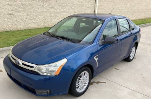 2008 Ford Focus for sale at Raleigh Auto Inc. in Raleigh NC