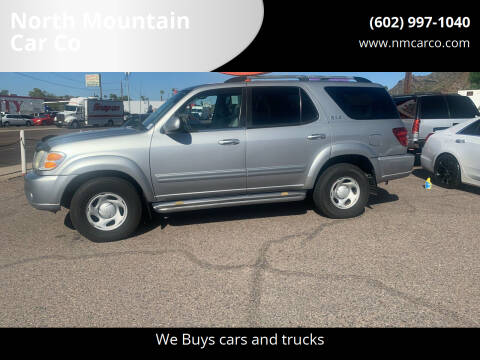 2004 Toyota Sequoia for sale at North Mountain Car Co in Phoenix AZ