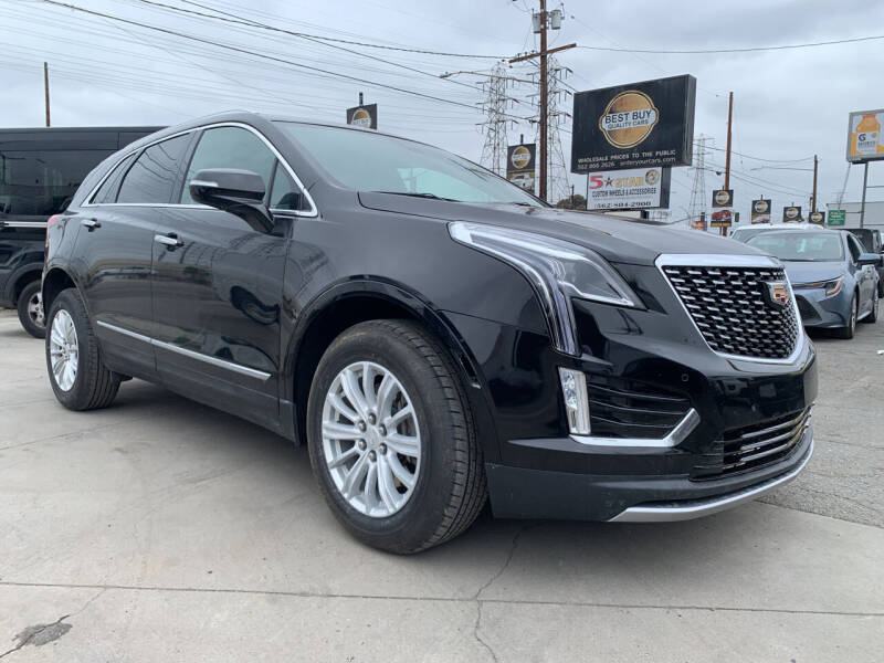 2020 Cadillac XT5 for sale in Bellflower, CA