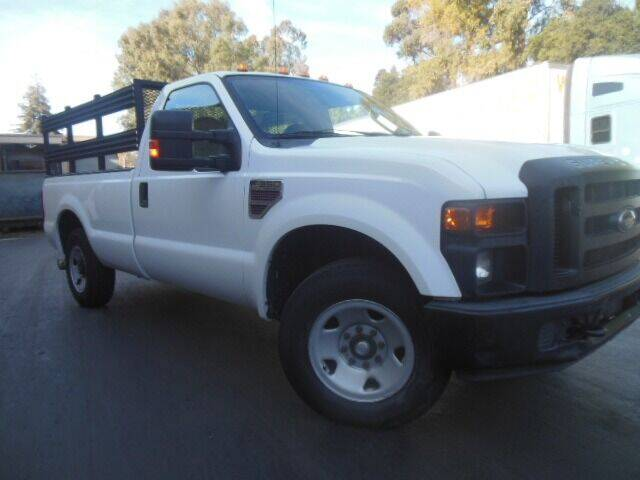 2008 Ford F-350 Super Duty for sale at Royal Motor in San Leandro CA