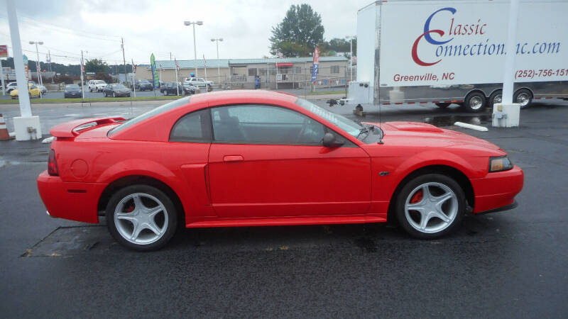 2001 Ford Mustang for sale at Classic Connections in Greenville NC