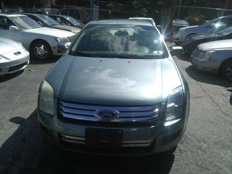 2006 Ford Fusion for sale at Six Brothers Auto Sales in Youngstown OH