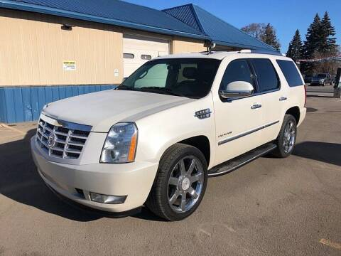 2010 Cadillac Escalade for sale at CItywide Auto Credit in Oregon OH