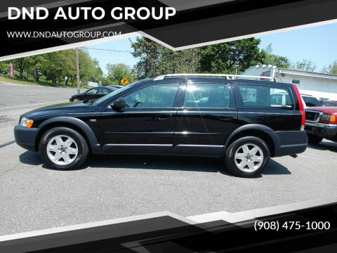 2005 Volvo XC70 for sale at DND AUTO GROUP 2 in Asbury NJ