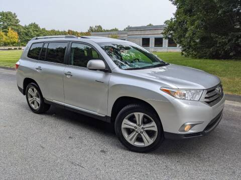 2013 Toyota Highlander for sale at The Auto Brokerage Inc in Walpole MA