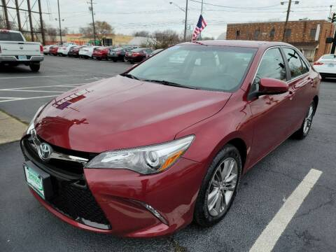 2015 Toyota Camry for sale at Shaddai Auto Sales in Whitehall OH