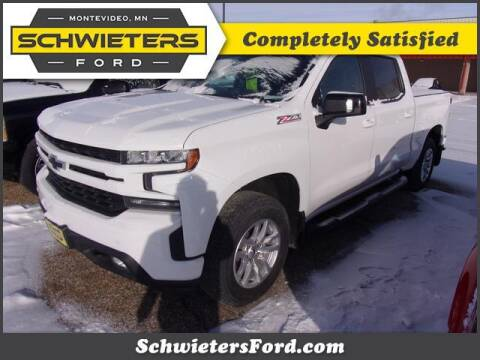 2019 Chevrolet Silverado 1500 for sale at Schwieters Ford of Montevideo in Montevideo MN