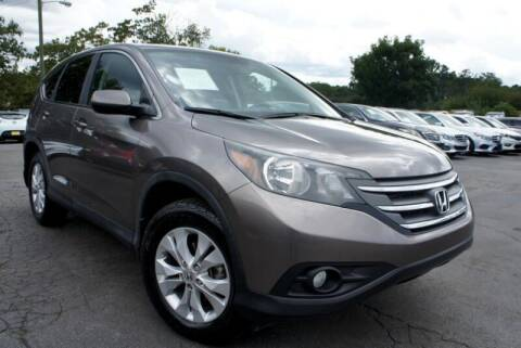 2012 Honda CR-V for sale at CU Carfinders in Norcross GA