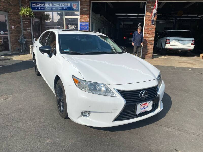 2015 Lexus ES 350 for sale at Michaels Motor Sales INC in Lawrence MA