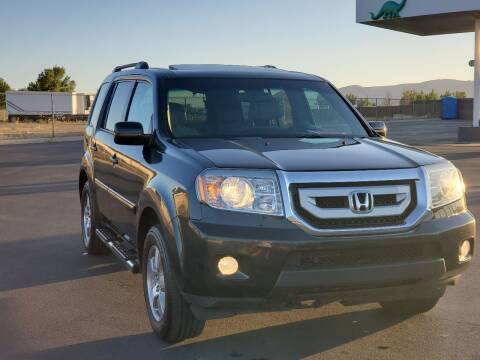2009 Honda Pilot for sale at FRESH TREAD AUTO LLC in Springville UT