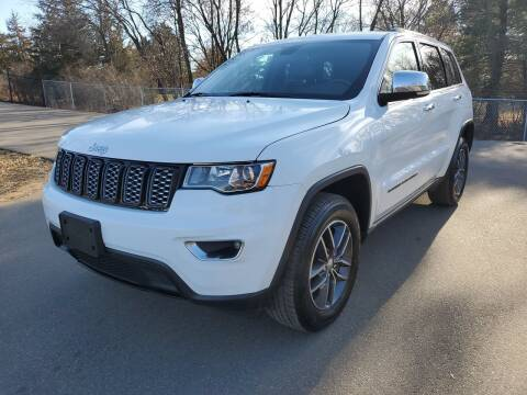 2018 Jeep Grand Cherokee for sale at Ace Auto in Jordan MN