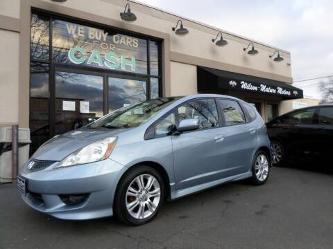 2011 Honda Fit for sale at Wilson-Maturo Motors in New Haven Ct CT