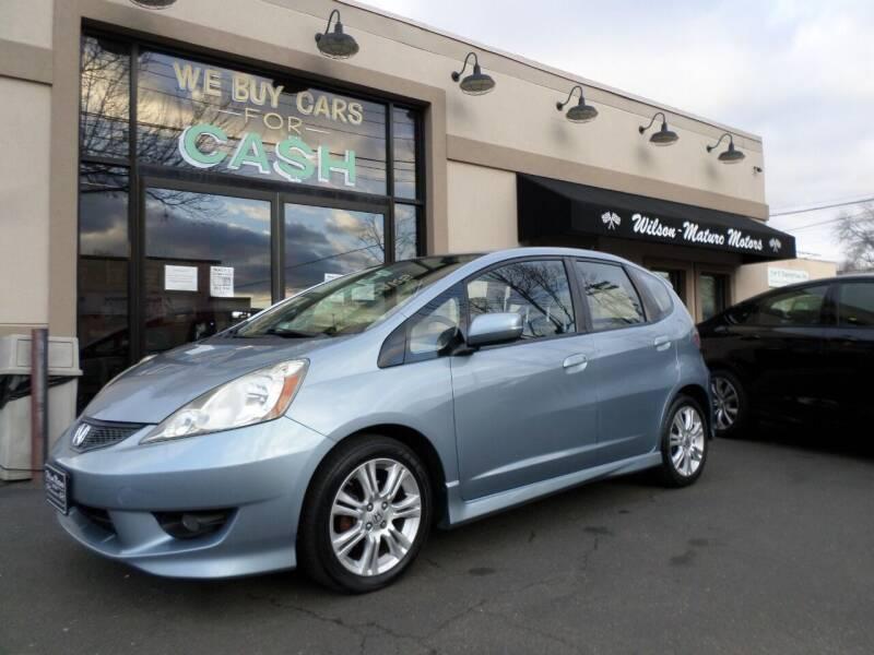 2011 Honda Fit for sale at Wilson-Maturo Motors in New Haven Ct CT