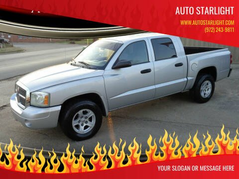 2006 Dodge Dakota for sale at Auto Starlight in Dallas TX