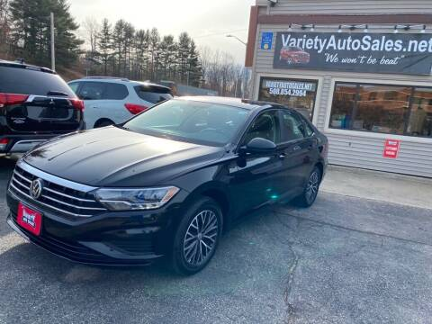 2020 Volkswagen Jetta for sale at Variety Auto Sales in Worcester MA