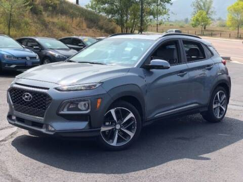 2019 Hyundai Kona for sale at Lakeside Auto Brokers Inc. in Colorado Springs CO