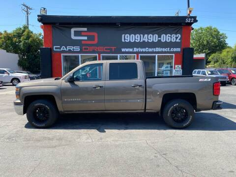 2014 Chevrolet Silverado 1500 for sale at Cars Direct in Ontario CA