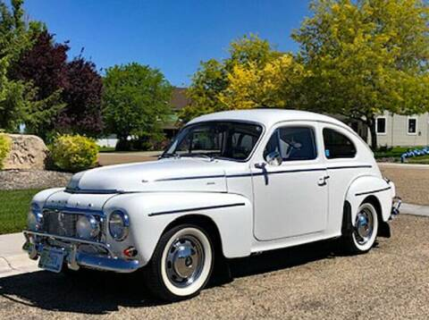 1963 Volvo PB544 for sale at Classic Car Deals in Cadillac MI