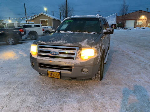 2008 Ford Expedition for sale at ALASKA PROFESSIONAL AUTO in Anchorage AK