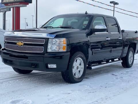 2013 Chevrolet Silverado 1500 for sale at Right Price Auto in Idaho Falls ID