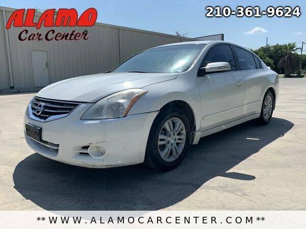 2011 Nissan Altima for sale at Alamo Car Center in San Antonio TX
