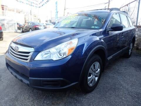 2010 Subaru Outback for sale at Dan Kelly & Son Auto Sales in Philadelphia PA