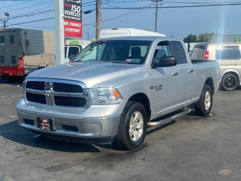 2014 RAM Ram Pickup 1500 for sale at KAP Auto Sales in Morrisville PA