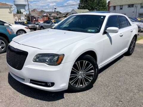 2013 Chrysler 300 for sale at Majestic Auto Trade in Easton PA