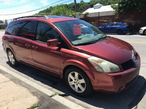 2004 Nissan Quest for sale at Deleon Mich Auto Sales in Yonkers NY