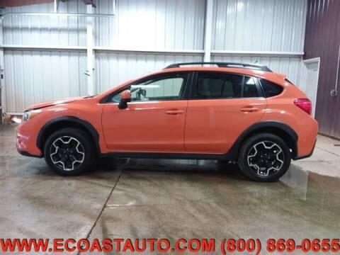 2013 Subaru XV Crosstrek for sale at East Coast Auto Source Inc. in Bedford VA