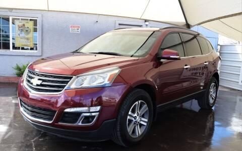 2016 Chevrolet Traverse for sale at 1st Class Motors in Phoenix AZ